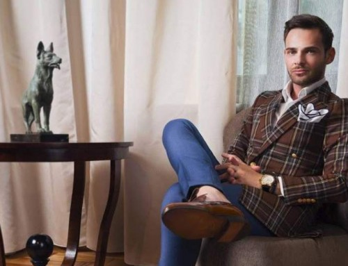 "Claudiu Hera, manager Le Couturier – Croitorie Urbana: ""Suntem mai bine imbracati decat multi europeni"""